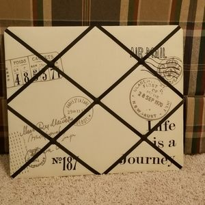 Postal Inspired Picture Board